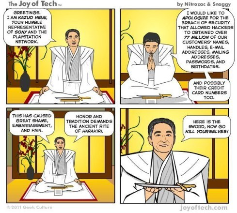 PSN-Comic von Geek Culture