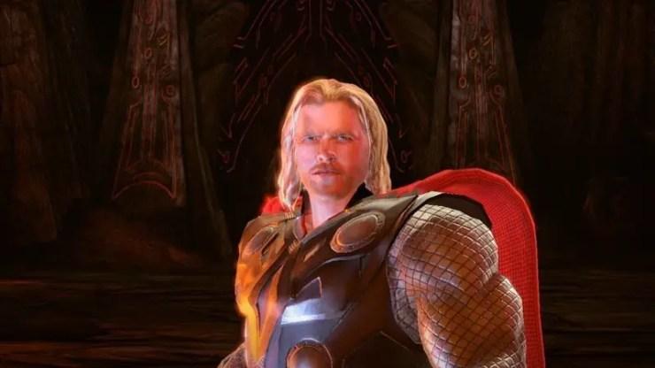 Thor: God of Thunder - Screenshot