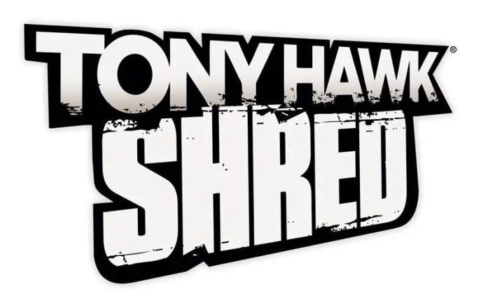 Tony Hawk: SHRED - Logo