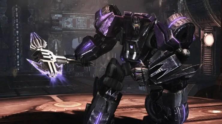 Transformers: Kampf um Cybertron - Screenshot