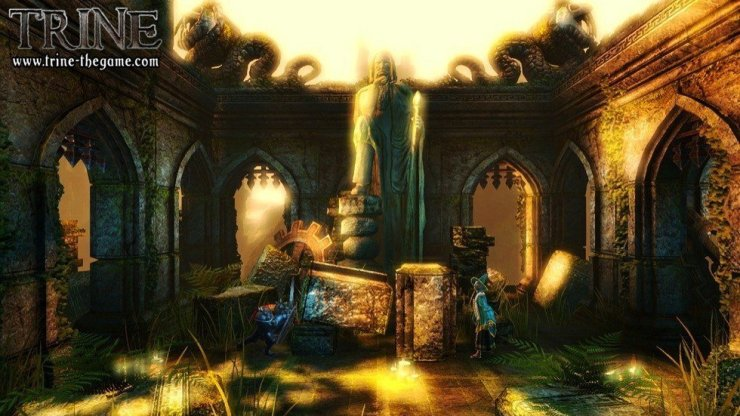 Trine - Screenshot