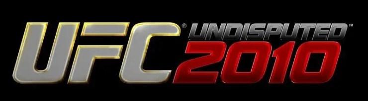 UFC Undisputed 2010 - Logo