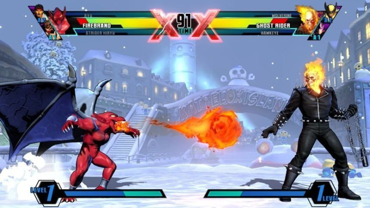 Ultimate Marvel vs. Capcom 3 - Firebrand (2)