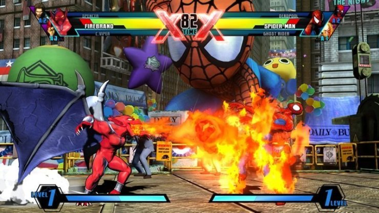Ultimate Marvel vs. Capcom 3 - Firebrand (7)