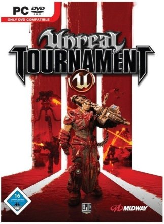 Unreal Tournament 3 - Cover PC