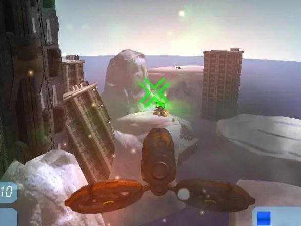Upflight - Screenshot