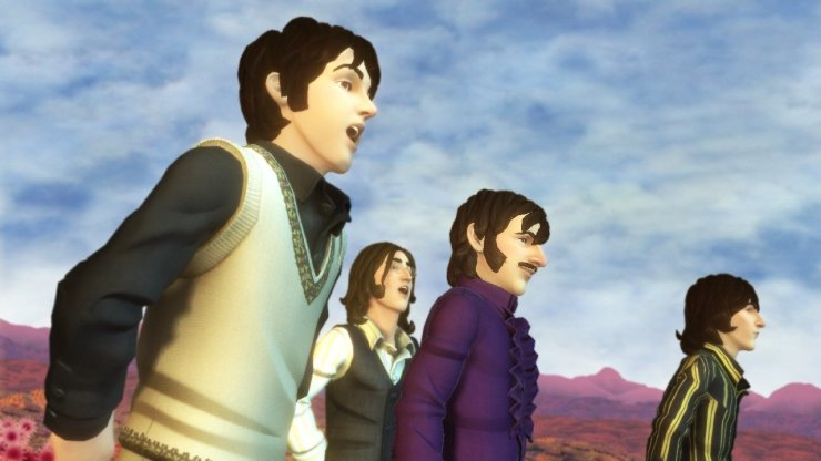The Beatles Rock Band: Abbey Road DLC