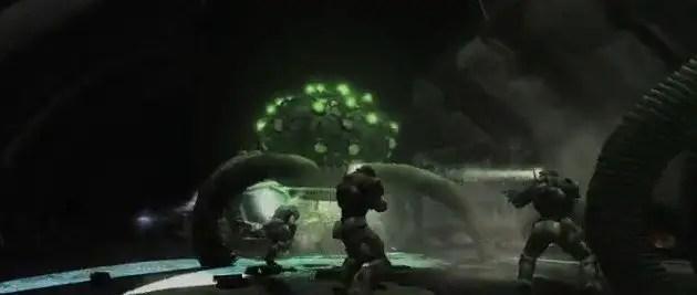 Vanquish - Screenshot