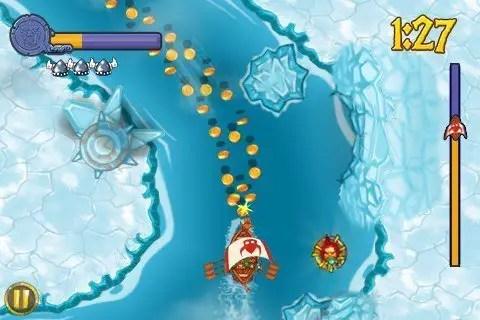 Vikings Row! - Screenshot