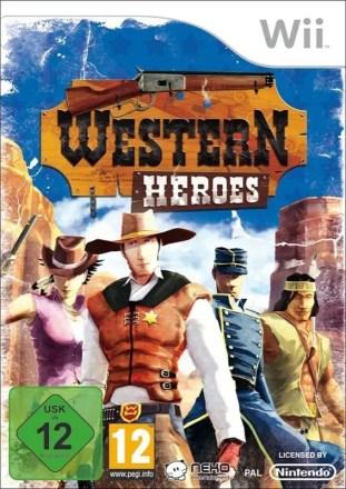 Western Heroes - Cover Wii