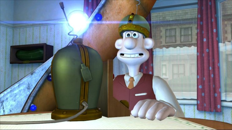 Wallace and Gromit: Grand Adventures - Screenshot