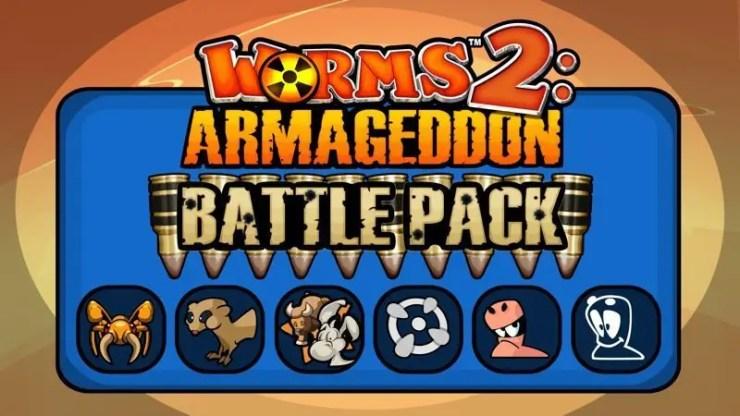 Worm 2: Armageddon - Battle Pack