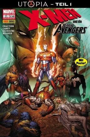 X-Men #110 Utopia #1