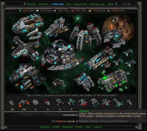 Xeno Space Game