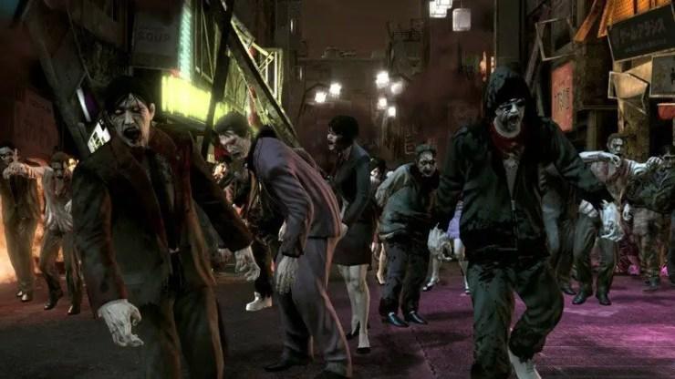 Yakuza: Dead Souls - Screenshot