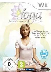 Yoga - Wii-Packshot