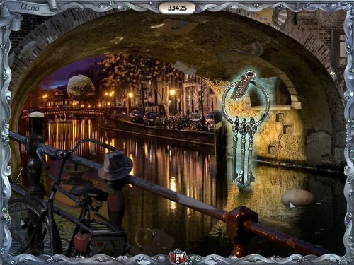 Youda Legend: Der Fluch des Amsterdamer Diamanten - Screenshot