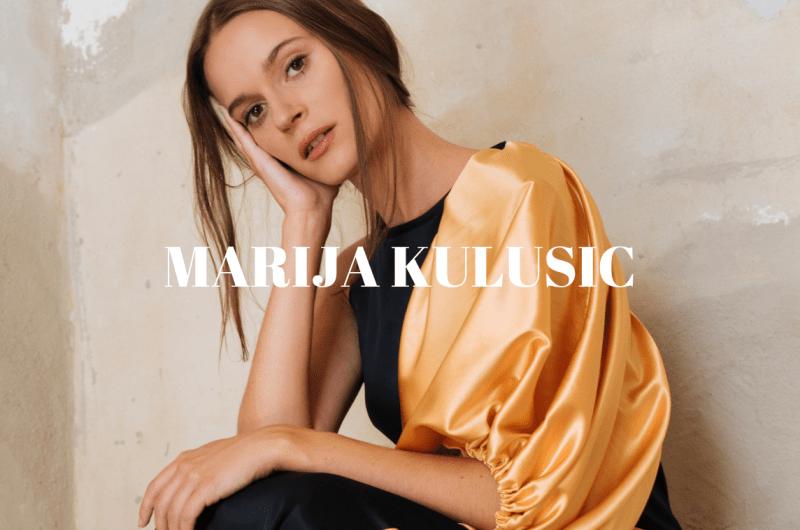 fashion marija kulusic