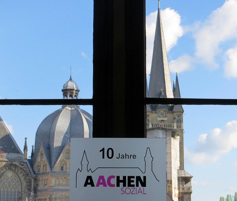 """10 Jahre """"Aachen Sozial"""""""