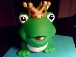 Ja, das ist ein Froschkönig.