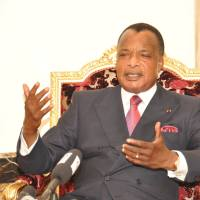 Sassou N'Guesso préconise un gouvernement d'union nationale en RDC