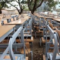 Congo : encore des difficultés en tables-bancs dans les établissements scolaires
