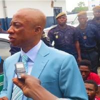 Le procureur de la République invite au respect des droits humains dans les Commissariats de police et Brigades de gendarmerie à Brazzaville