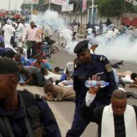 """Le pape demande aux autorités d'éviter """"toute forme de violence"""" en RDC"""