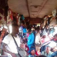 Congo - CFCO : La galère de trop des voyageurs de la ligne Dolisie-Mbinda