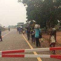 Congo : Un chasseur congolais tué par balles par des éléments de la Garde-frontière angolaise