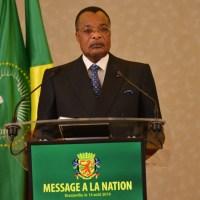 Congo : Message du président de la République à l'occasion de la célébration du 59ème anniversaire de l'indépendance