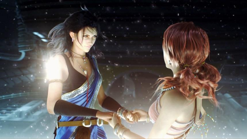 final fantasy xiii ending