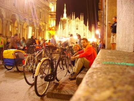 de Milan à Venise