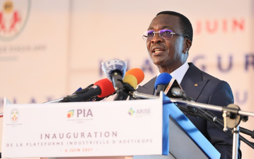 Inauguration PIA 1 Industrialisation: le pas de géant du Togo (PIA)