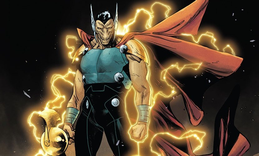 Siapa Beta Ray Bill?