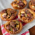 Caramelized Nut Tartelettes