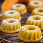 Roasted Pumpkin Gugls (aka Bundt Cakes)