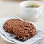 Chocolate Coffee Beans Cookies