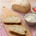 Rustic Seed Bread