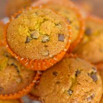 Pumpkin Chocolate Chips Muffins