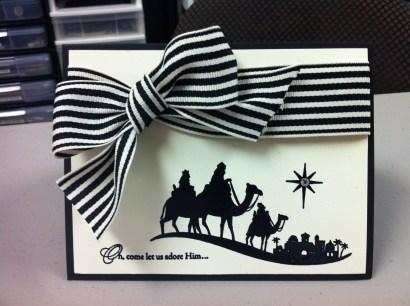 Christmas Camel