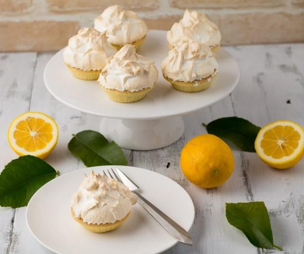 Easy Lemon Meringue Tarts