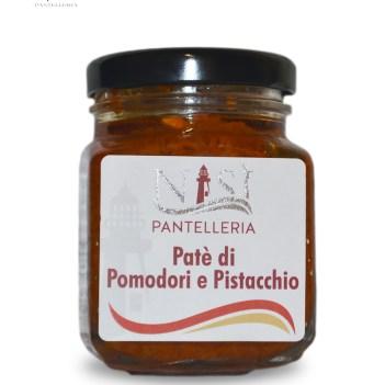 Patè di Pomodori e Pistacchio I Cinque Sensi