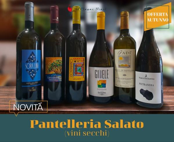 Vini Salato Box Pantelleria