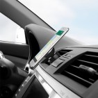 Picture of Magnetic Air Vent Mount For Mobile Devices (Silver)