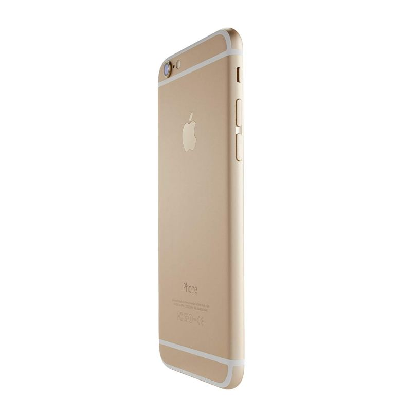 iPhone 6 - 128GB Fully Unlocked - Gold (Renewed) 6