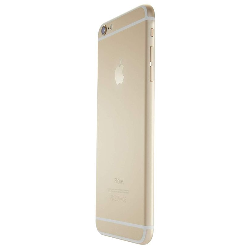 iPhone 6 Plus - 128GB Fully Unlocked - Gold (Renewed) 6