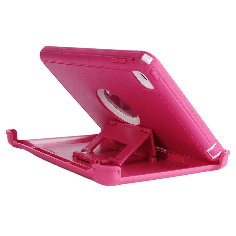 Defender Hybrid Case (Pink/White) - iPad Mini 1 / 2 / 3 5