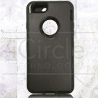 Picture of Defender Hybrid Case w/Clip (Black/Black) - iPhone 6 Plus / 6S Plus