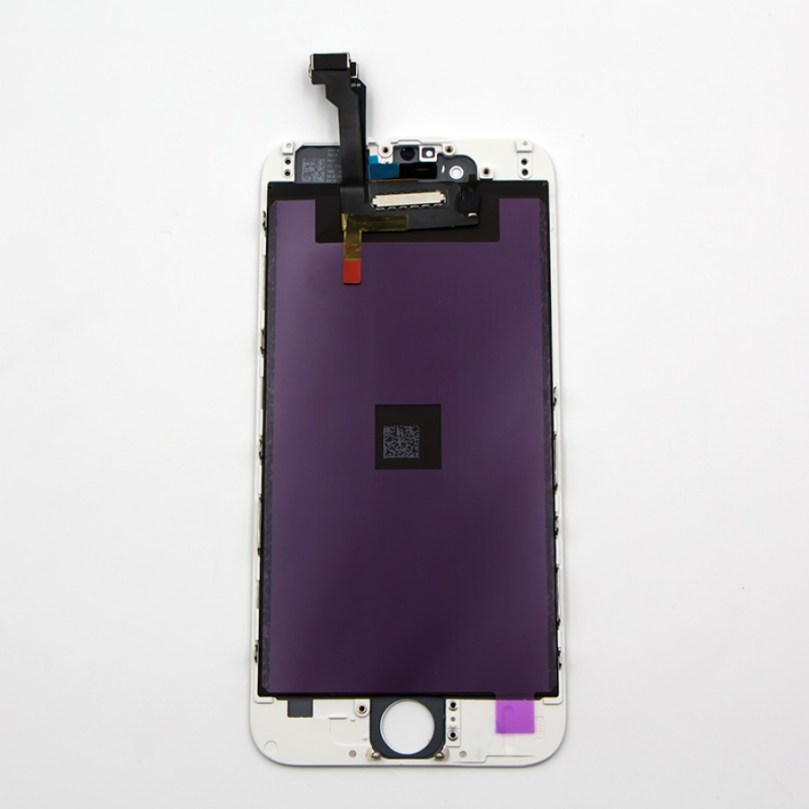 (Premium Quality) LCD Display Touch Screen Digitizer White For iPhone 6 3